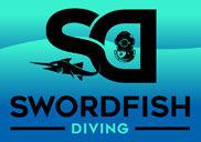 Sword Fish Diving